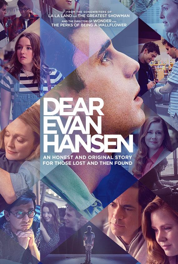 Dear Evan Hansen poster image