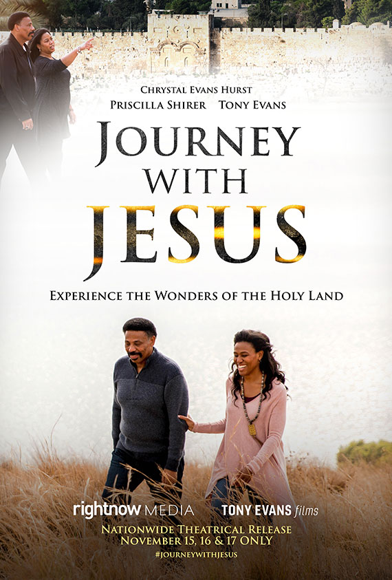 Journey With Jesus poster image
