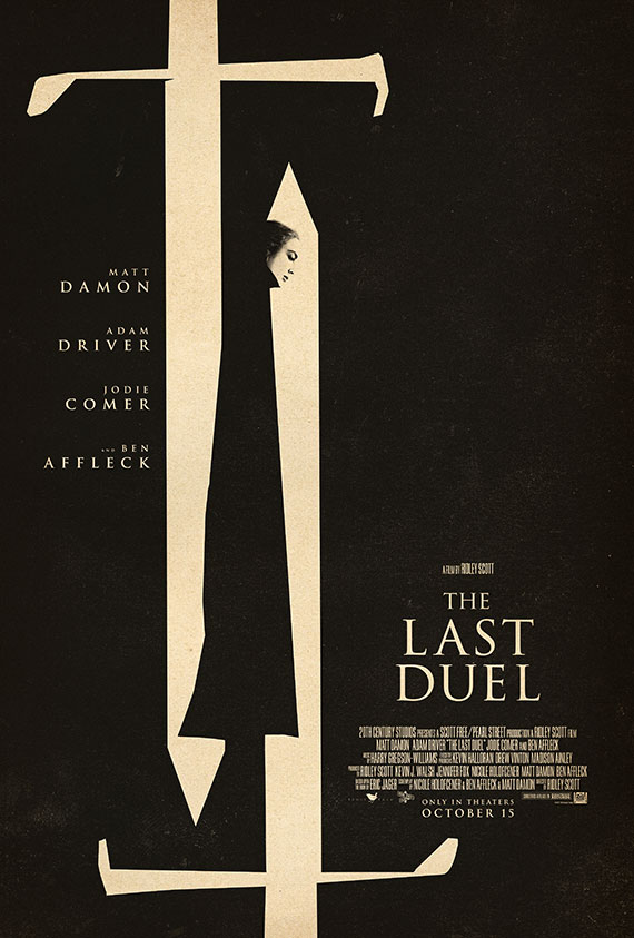 Last Duel, The poster image
