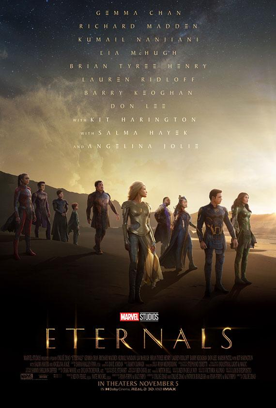 Eternals poster image