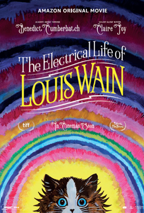 Electrical Life of Louis Wain poster image